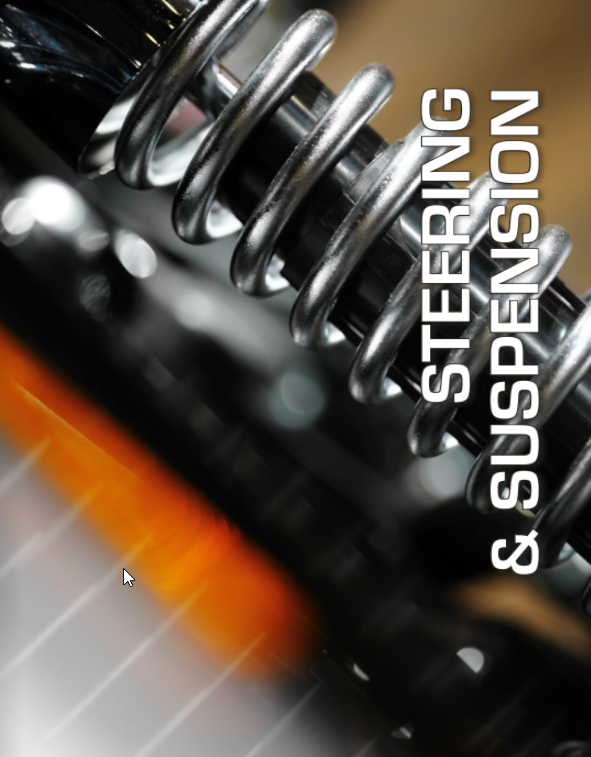 Picture for category Steering & Suspension