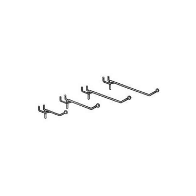 Picture of 4 Hook With Ball Tip Naythons Display Fixture A-107-04