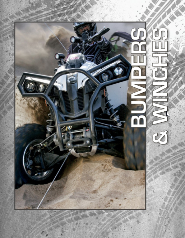 Picture for category Bumpers & Winches