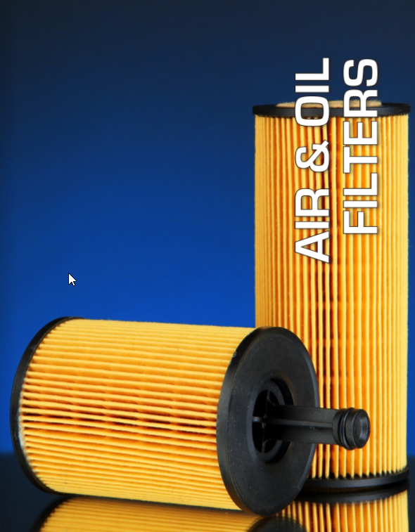 Picture for category Air & Oil Filters