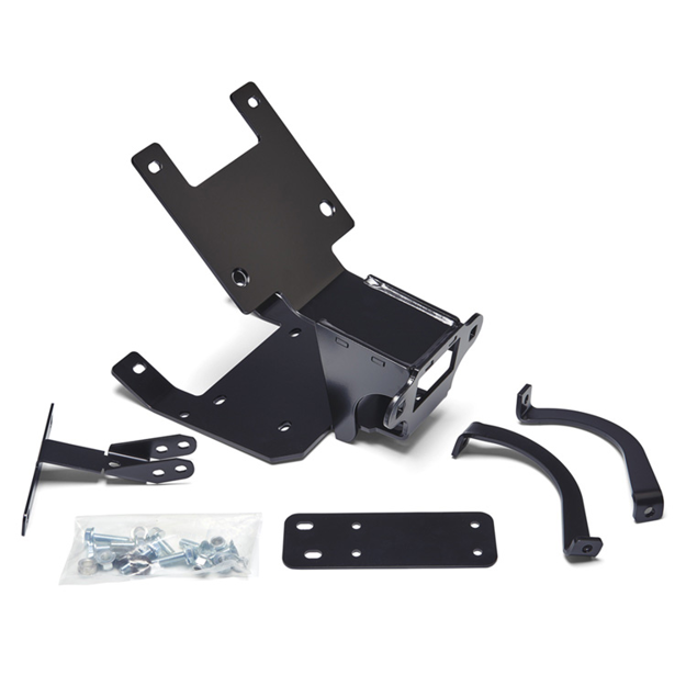 Picture of 2014 Can-Am Renegade 500 Winch Mounting System Warn 89535
