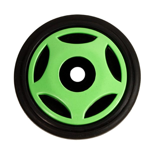 Picture of 2000 Arctic Cat ZL 700 Idler Wheel - 5.63in. x 5/8in. - Green PPD 04-116-67NGR